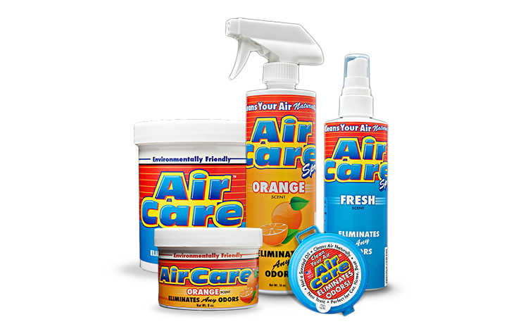 AirCare Best Odor Eliminator Products   Remove All Odors