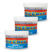 Small Tubs of Odor Removers