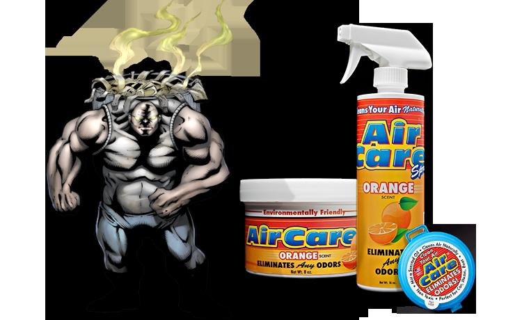 Hamper Odor Remover