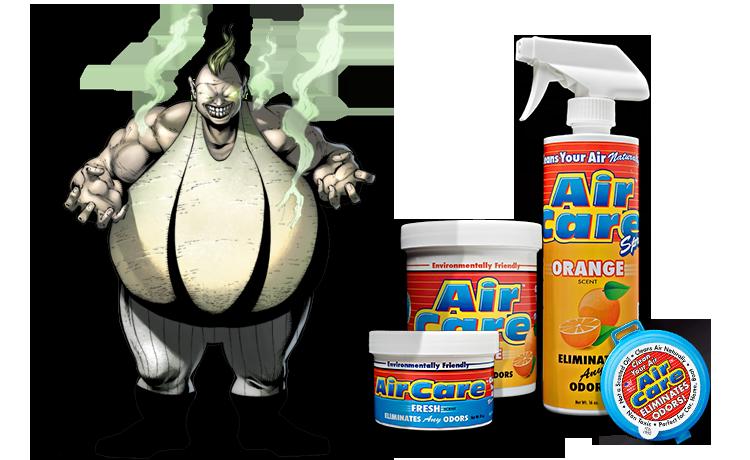 Food Odor Remover